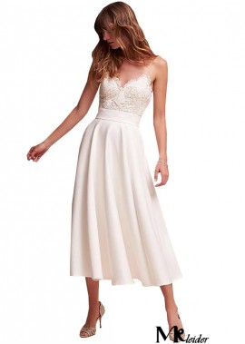 MKleider Beach Short Wedding Dresses T801525317559