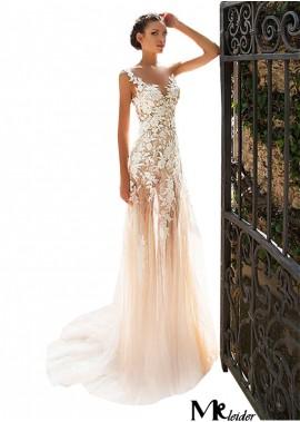 MKleider Beach Wedding Dresses T801525317987