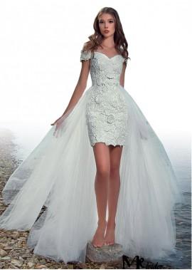 MKleider Beach Short Wedding Dresses T801525320213