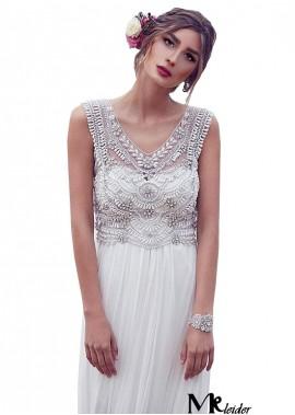 MKleider Beach Wedding Dresses T801525317662
