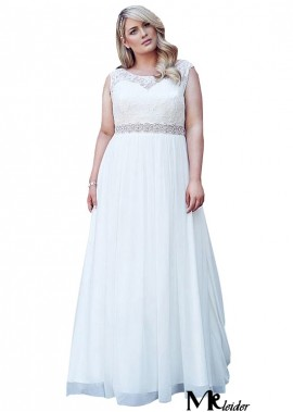 MKleider Plus Size Wedding Dress T801525320467