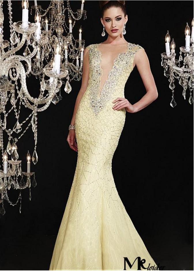Abendkleider Merrylands Lange Armel Abendkleider Luxus Rosa Meerjungfrau Abschlussball Kleidet V Hals Kristalle Abend