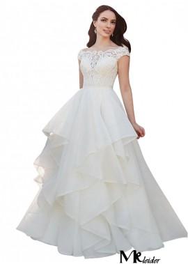 MKleider Plus Size Wedding Dress T801525322139