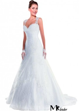 MKleider Lace Wedding Dress T801525386964