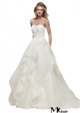 MKleider Beach Wedding Ball Gowns T801525318190