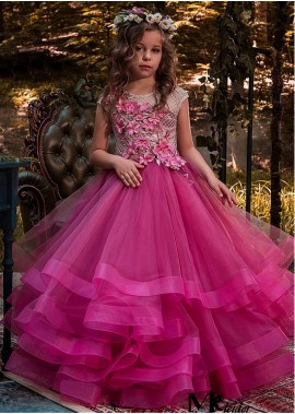 MKleider Flower Girl Dresses T801525393789