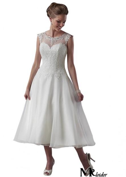 MKleider Short Wedding Dress T801525387276