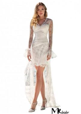 MKleider Beach Short Wedding Dresses T801525320056