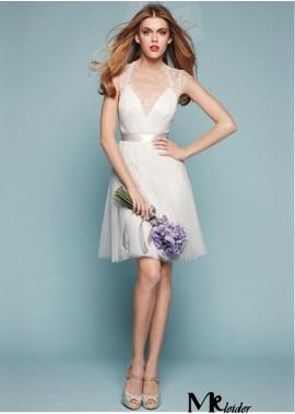 MKleider Short Wedding Dress T801525325359