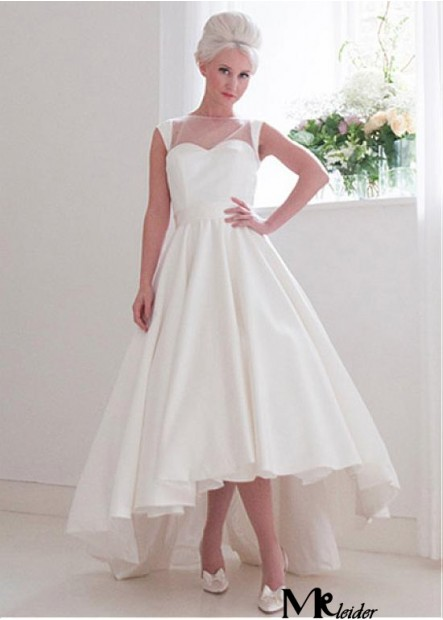 MKleider Short Wedding Dress T801525383643