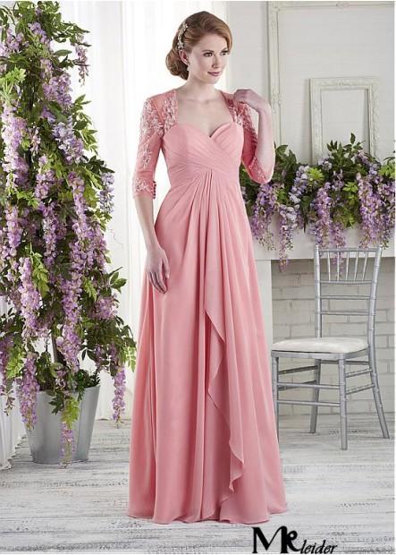 Lange Kleider für die Brautmutter aus Baumwolle|Mutter der ...