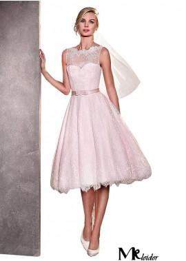 MKleider Short Wedding Dress T801525387776