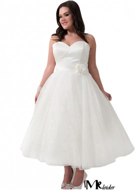 MKleider Short Plus Size Wedding Dress T801525317605