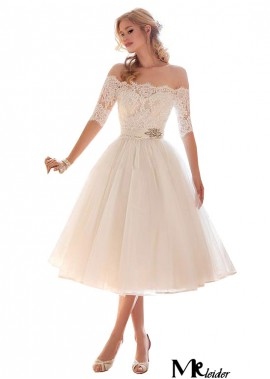 MKleider Beach Short Wedding Dresses T801525317632