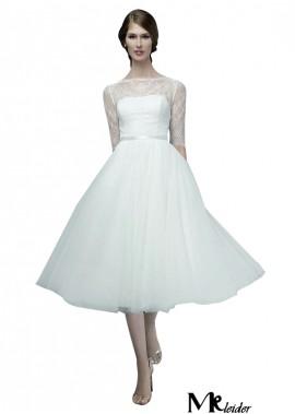 MKleider Short Wedding Dress T801525335146